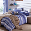The Bed & Bath Collection Falmouth Duvet Cover Set