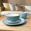 Denby Azure 16 Piece Boxed Dinnerware Set