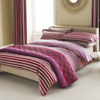 Harlequin Prato Plum Duvet Cover Set