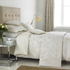 Sanderson Options Odile Cream Jacquard Bedlinen