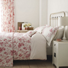 Sanderson Options Pillemont Toile Cotton Printed Bedlinen - Pink