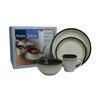 Denby Intro Alfresco Grey 16 Piece Boxed Set