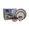 Denby Intro Alfresco Purple 16 Piece Boxed Set